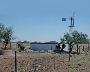 semi-arid environment water infrastructure
